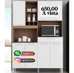 Armário de cozinha a partir de 399 A vista com entrega grátis