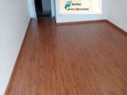 pisos laminados , vinilico e rodapes
