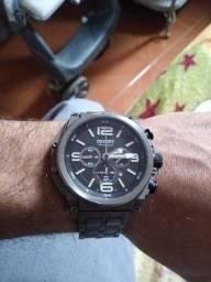 Relógio Orient chronograph 100m