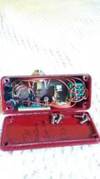 Pedal de Booster, Handmade clone do Mini Bomb JHS