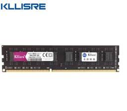 Memória 8GB ddr3 Kllisre 1600mhz ? desktop - lacrada com garantia e NF