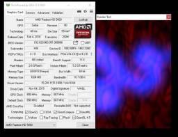 Placa de vídeo HD 5450 1gb