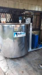 Resfriador 1500 litros usado mono 220v