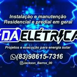 Eletricista padronista/padrão energisa