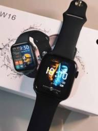 HW16 - Smartwatch HW16 Original - *Troca Pulseira, faz e recebe ligação*