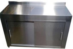 Gabinete industrial em aço inox, com ou sem cuba, Direto da fabrica, Faça um orçamento.