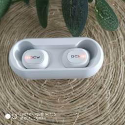 Fone Bluetooth QCY T1C - TWS - son 3d de alta qualidade - atende ligações