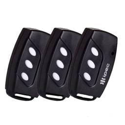 3 Controles para portão eletrônico