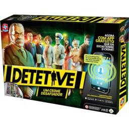 Detetive - jogo de tabuleiro