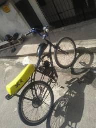 Bicicleta motorizada80cc