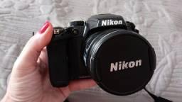 Câmera NIKON P500