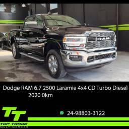 Dodge RAM 2500 Laramie 6.7 TDI Cd 4x4 Diesel 2020 0km