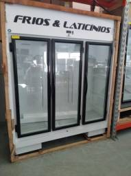 GELADEIRA EXPOSITORA FRIOS E LATICÍNIOS (nova na caixa)