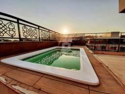 Cobertura com 2 dormitórios à venda, 196 m² por R$ 2.000.000,00 - Camboinhas - Niterói/RJ