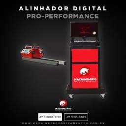 Título do anúncio: Alinhamento Digital I Machine-Pro I Equipamento Novo