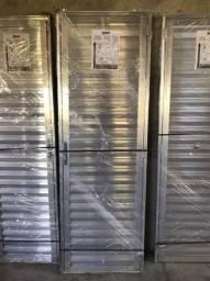Porta Veneziana em Alumínio