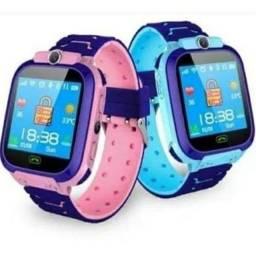 Relógio Inteligente Infantil Inova Z5 Homologado Anatel