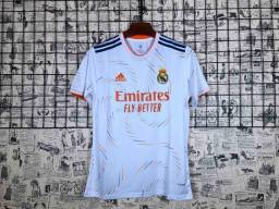 Camisa do Real Madrid 2021 Top de linha