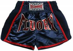Short Muay thai, Fluory, tamanho G