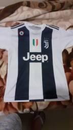 Camisetas de futebol