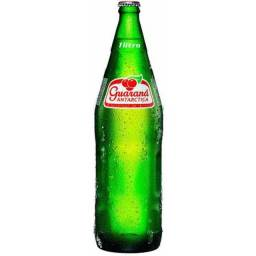Engradado guaraná LS 1 litro padrão Ambev R$ 40,00