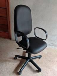 Vendo cadeira de escritório presidente