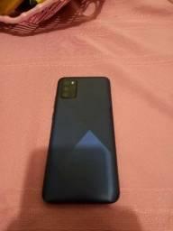 Samsung a02s 32 gb novo menos de uma semana de uso