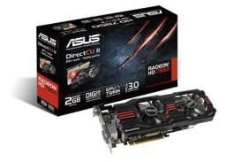 Placa de vídeo AMD hd 7850 2 gb 256 bits