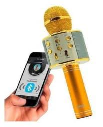 Microfone via Bluetooth