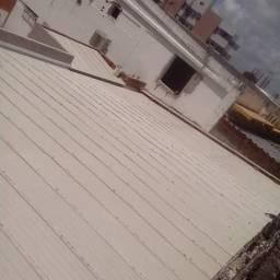 Paulo carpinteiro de Estrutura de Telhados coberta pregolado reforma