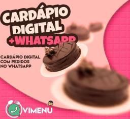Cardapio digital