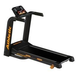 Esteira Athletic Advanced 16km/h - 130kg - % de gordura e recuperação
