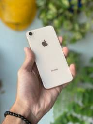 iPhone 8 64gb sem marcas de uso