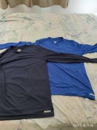 Camisa manga longa uv tamanho M