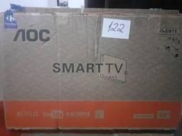 TV  nunca usada tela TRINCADA