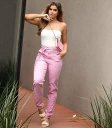 Calça colors consciência jeans (tamanho 40)
