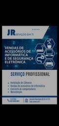 Serviços de instalação e manutenção