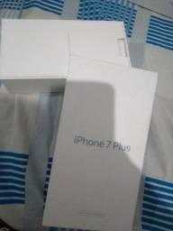 Caixa de iPhone 7 plus