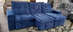 Lindo sofá New York com diversas cores, e tamanhos feito sobre medida pra você.