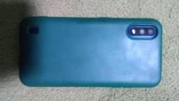Smartphone Samsung Galaxy A01 32 gigas funciona perfeitamente