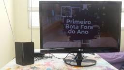 TV/Monitor LG 23'' M2380D + Tv digital Phillips