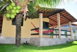 Casa em Condomínio Fechado, de Frente ao Mar de Carapibus - Lindíssima!