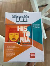 Ser Protagonista - Box História - Vol. Único