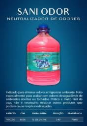Desinfetante Removedor de Odores