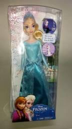 2 Bonecas (Elsa e Ana) Frozen
