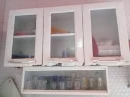 Armário de cozinha 6 peças