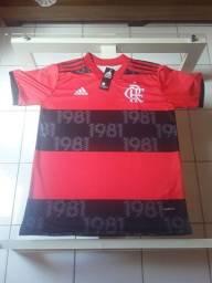 Camisa do Flamengo tamanho M