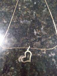 Cordão de ouro r$ 850