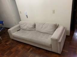 Sofá super confortável de 4 lugares