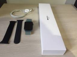 Apple watch séries 3 42 mm alumínio ? Ainda na garantia até dezembro e com nota fiscal